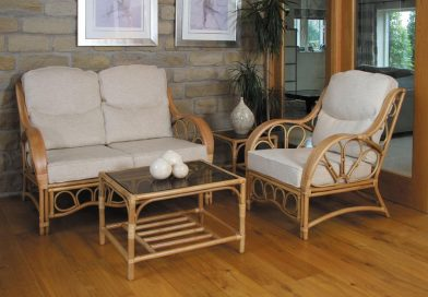 The Elegance of Cane Conservatory Furniture