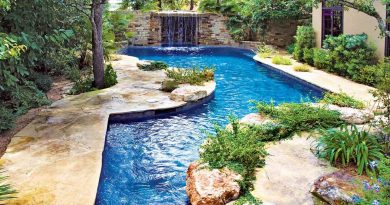 How Do You Want to Design Your Pool?