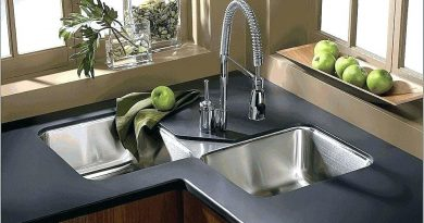 4 Unique Kitchen Sinks You May Not Know About