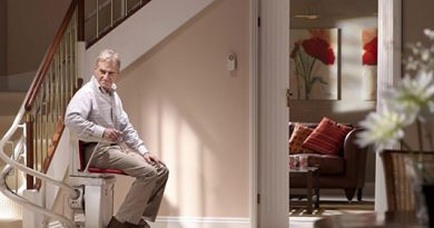 Why Install a Domestic Stair Lift?