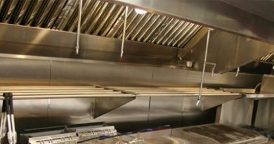 Requirements For Kitchen Grease Hood Cleaning For Restaurants